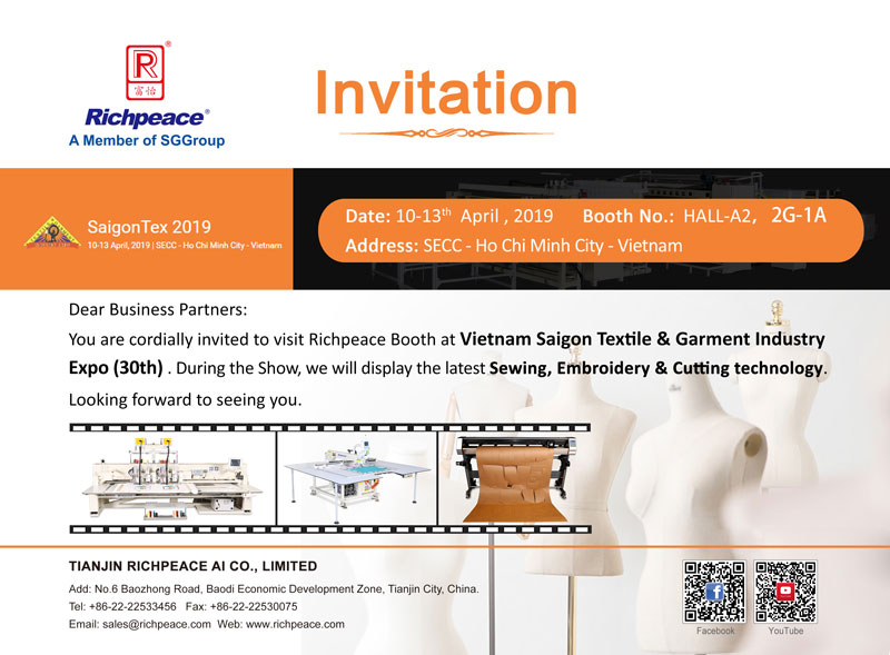 Overseas Exhibition_Exhibition_TIANJIN RICHPEACE AI CO , LIMITED