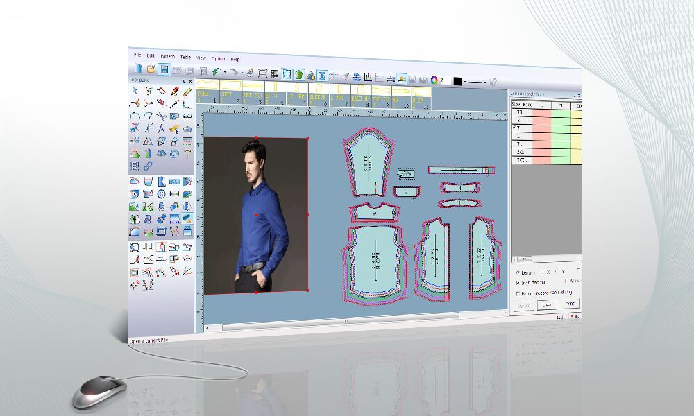 Richpeace Garment CAD V10.0 Commericial