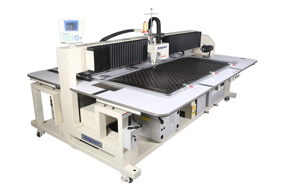 Richpeace Automatic Non-stop Sewing Machine for heavy materials