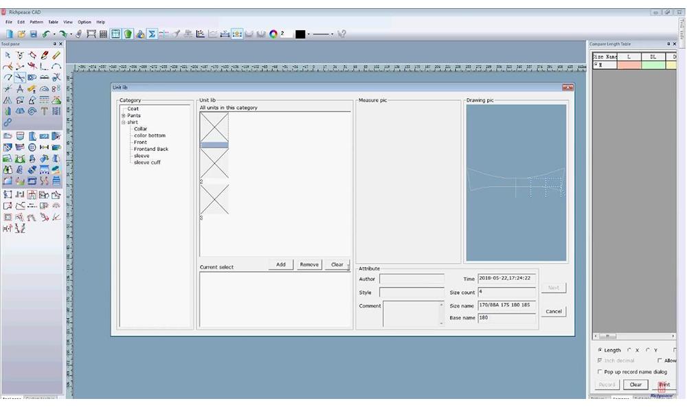 Richpeace Garment CAD V10.0