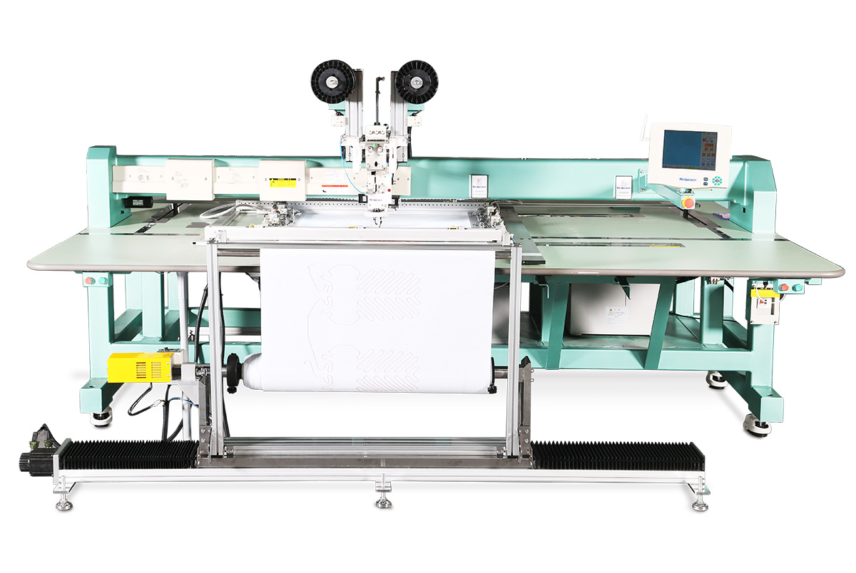 Wiring Stitching Machine (single Head)