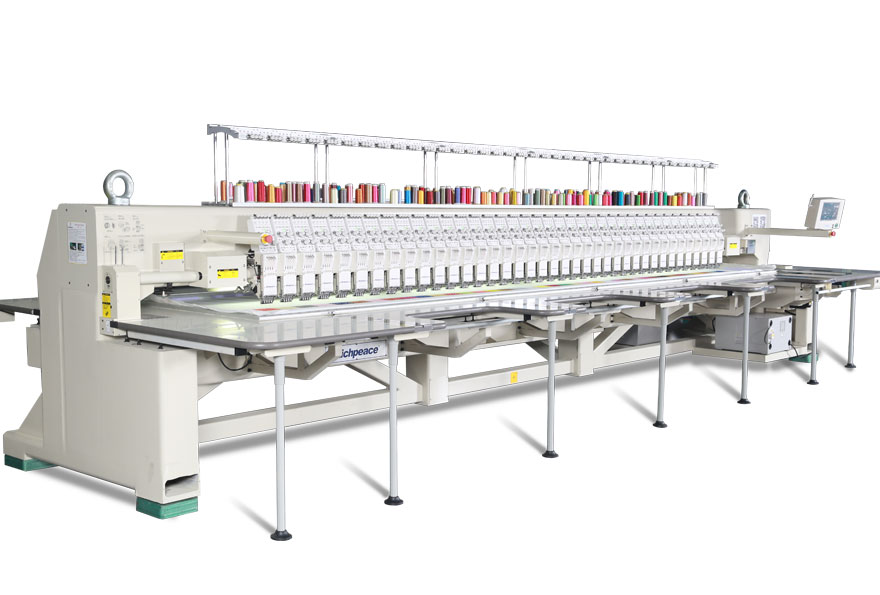 Richpeace Computerized Large Scale Flat Embroidery Machine RPCE-FN-20·9-330(660)X1000-B