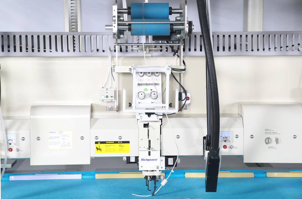 Computerized Wiring Stitching Machine