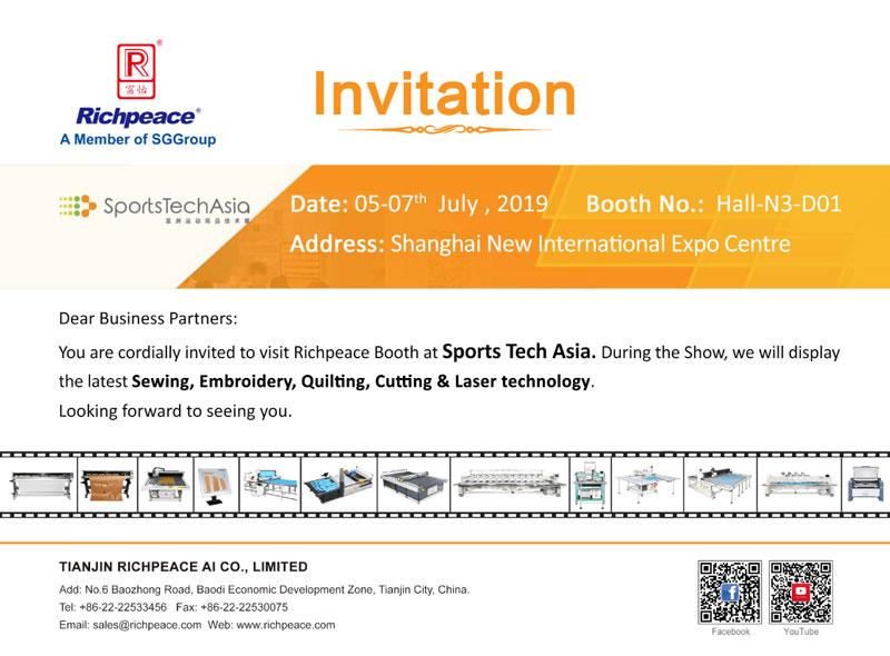China exhibitionexhibitionrichpeace group china international textile machinery exhibition itma asia europe exhibition stopboris Images