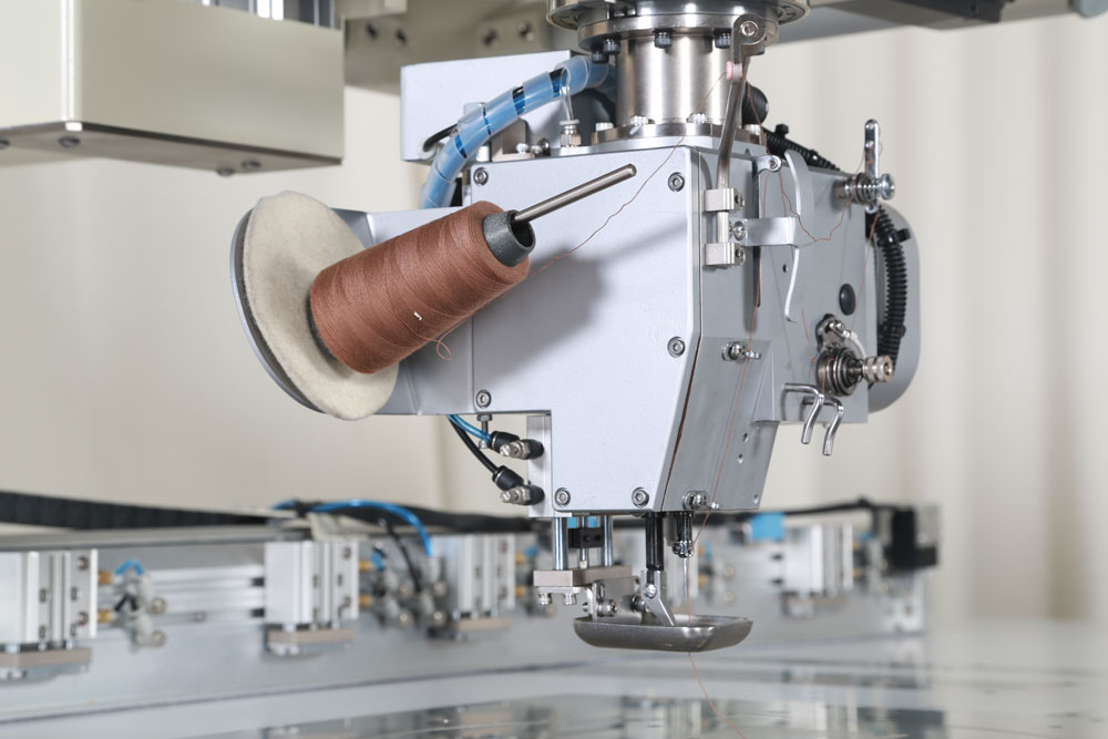 Richpeace Automatic  360-Degree Roating Single  Needle Sewing Machine
