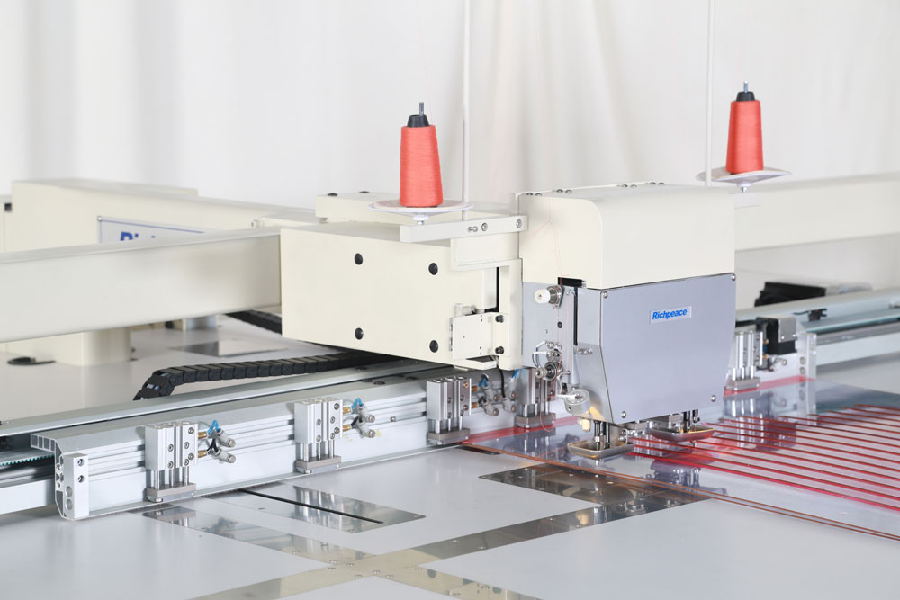 Richpeace Automatic Bidirectional Positive Stitch Sewing Machine