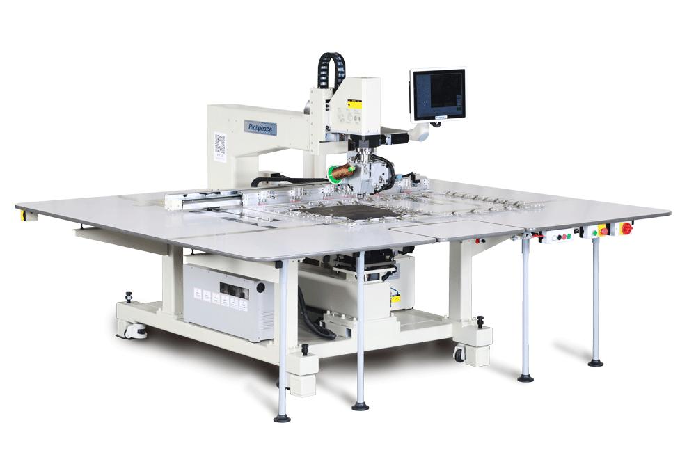 Richpeace Automatic Single Needle Universal Rotary Sewing Machine