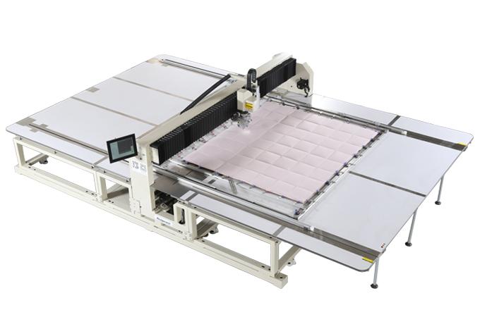 Richpeace rotary head precision quilting machine - duvet special machine