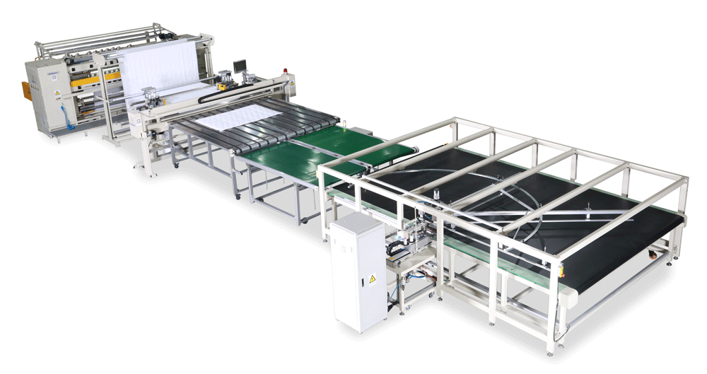Richpeace Computer Automatic Quadrilateral Packaging Machine