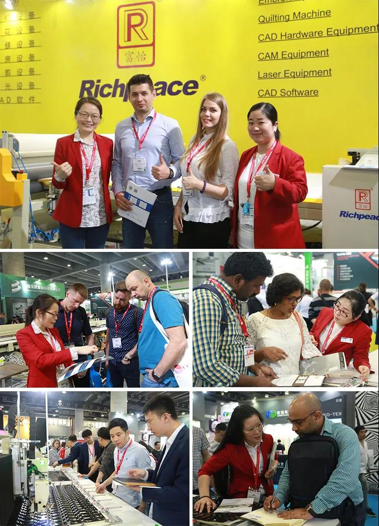 Richpeace guangdong Exhibition