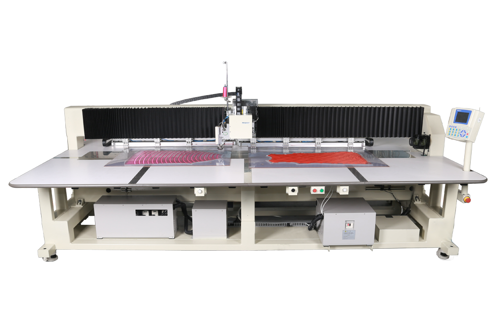 Richpeace Automatic Non-stop Sewing Machine for thin materials