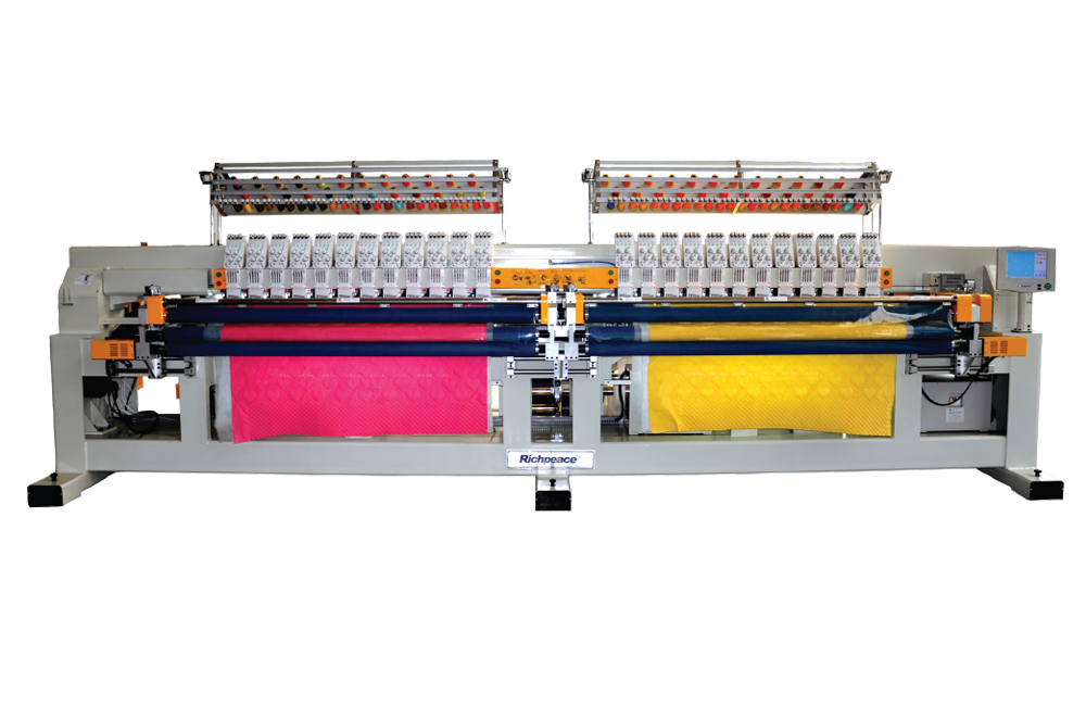 two roller fabric working quilting and embroidery machine.png