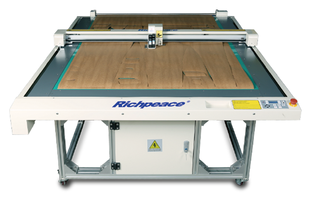Richpeace Flatbed Cutting Plotter