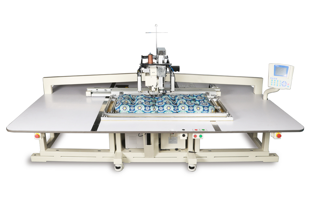 Automatic Tufting (Bar Tacking) Machine