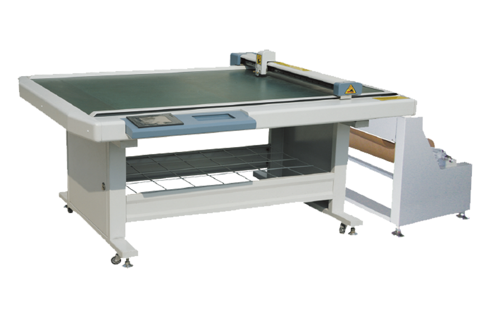Richpeace Flatbed Pen Cutting Machine