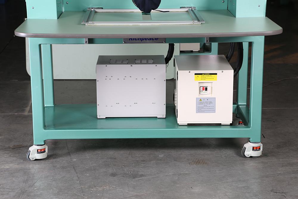 Richpeace Computerized Single Head Cap/Tubular Embroidery Machine