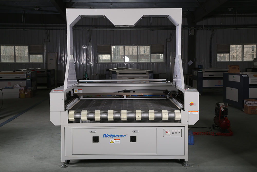 Richpeace Laser Cutting Machine with Big Camera-oriented System.jpg
