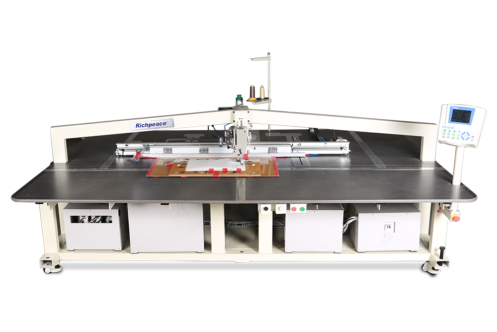 Richpeace Automatic Sewing Machine for extra heavy materials