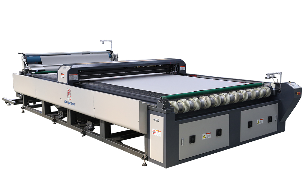 Richpeace Laser Cutting Machines for Big Size