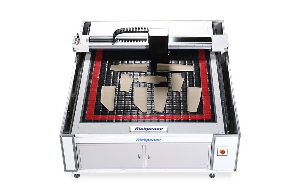 Richpeace1cmMega-sizeMultilayersAutomaticCuttingMachine