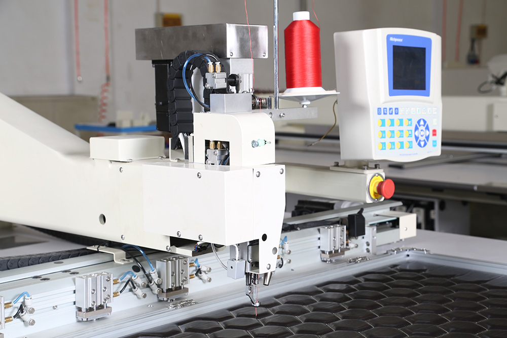 Single Head Automatic Sewing Machine (Heavy Material)