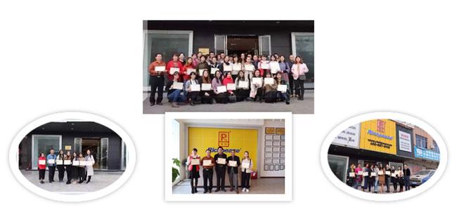 Take a group photo