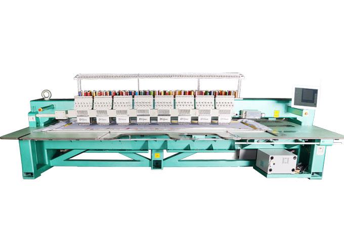 Richpeace Computerized Precision Flat Embroidery Machine
