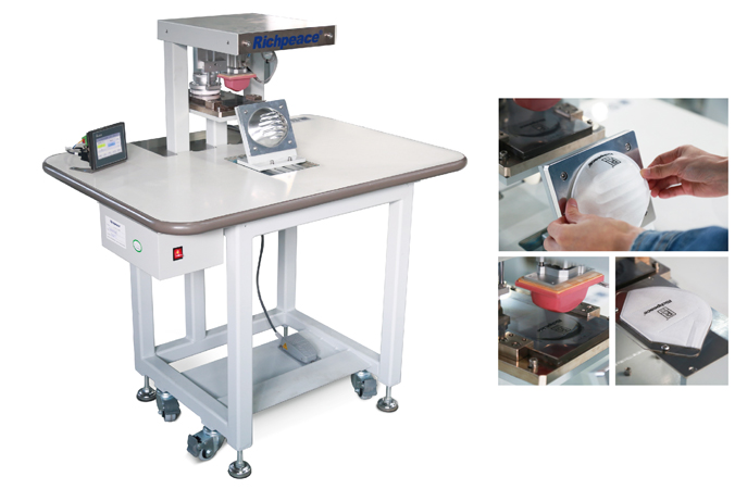 Richpeace Manual Pad Printing Machine