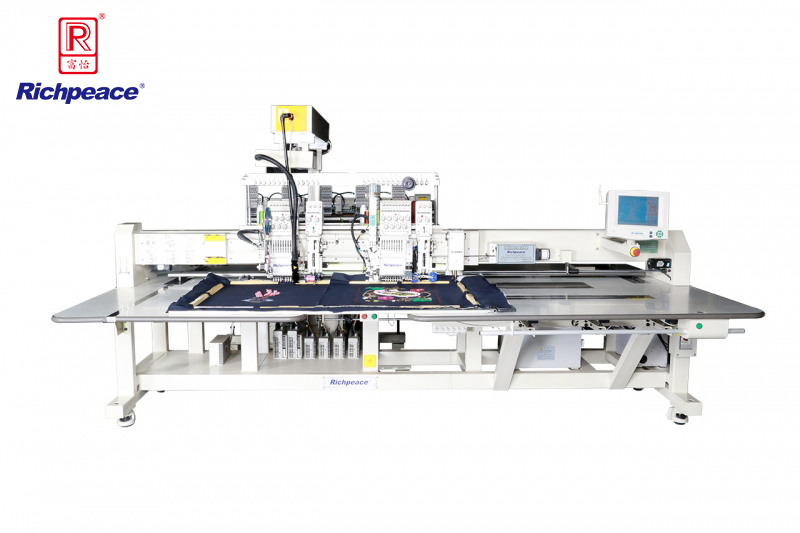 Richpeace Computerized 5+5 Special Embroidery Machine