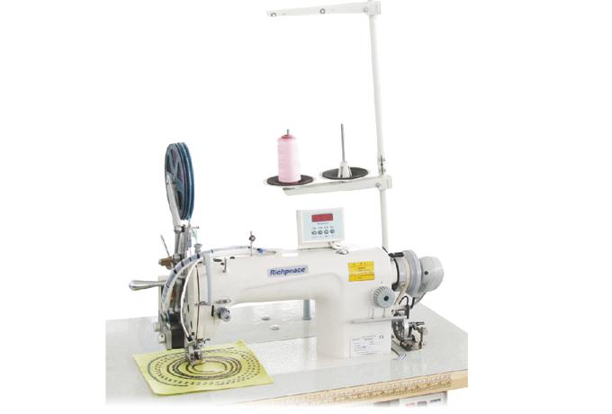 RPS-STSM-M Richpeace High Speed Dual Sequin Mending Machine