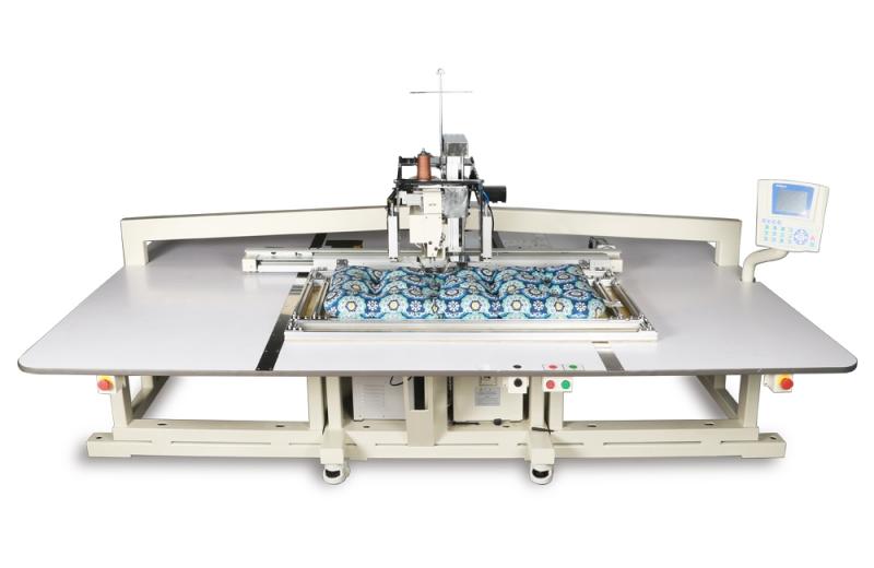Richpeace Automatic Tufting (Bar Tacking) Machine