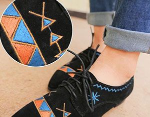 Shoe-making