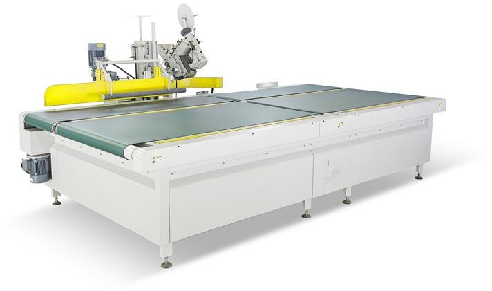 Richpeace Heavy-duty Automatic tape edge machine