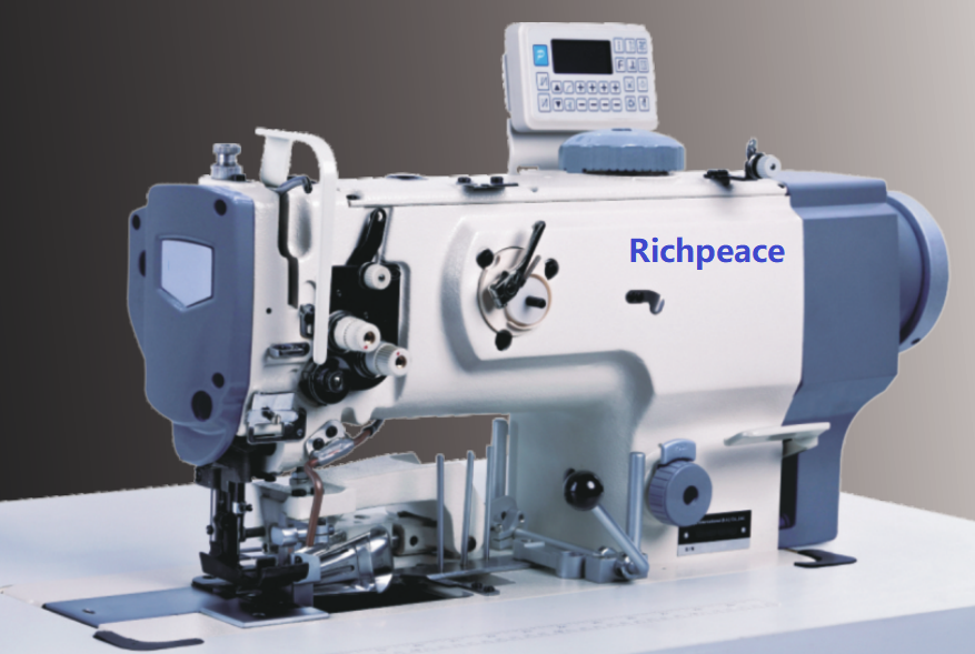 Richpeace Direct drive cutting and binding AIO machine