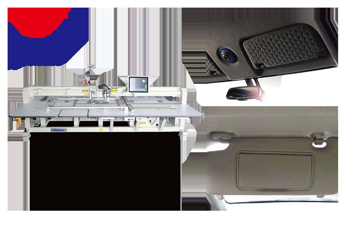 Richpeace Automatic Sewing And Cutting Machine
