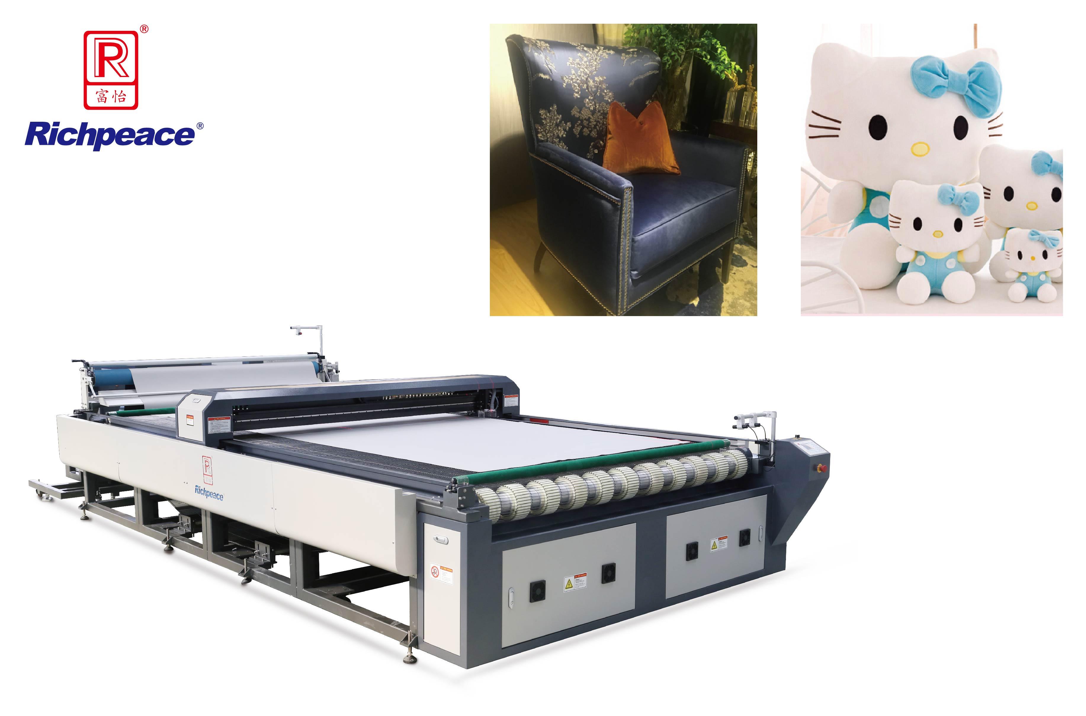 Richpeace Large-area Laser Cutting Machine