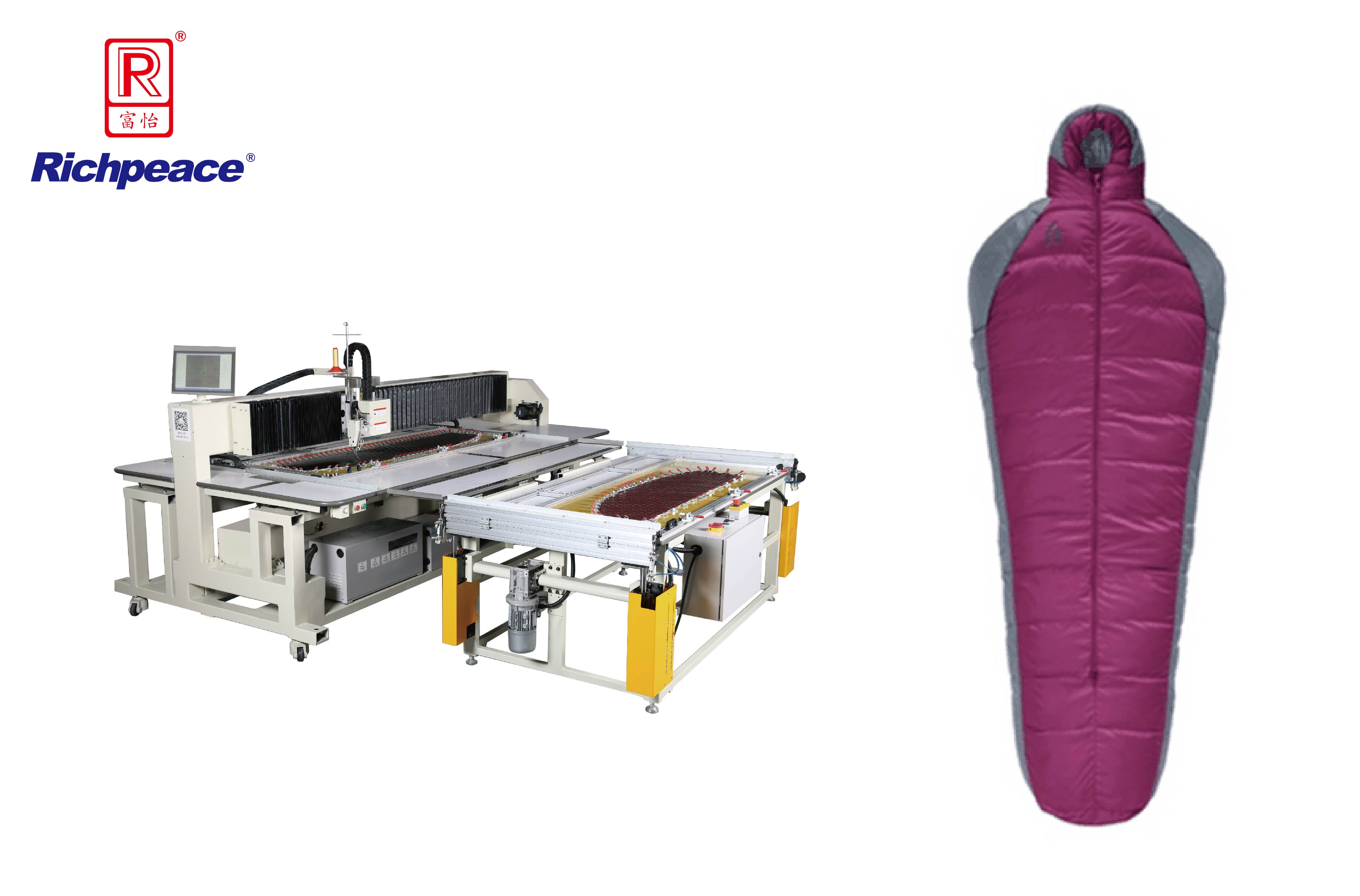 Richpeace Automatic Non-stop Sewing Machine