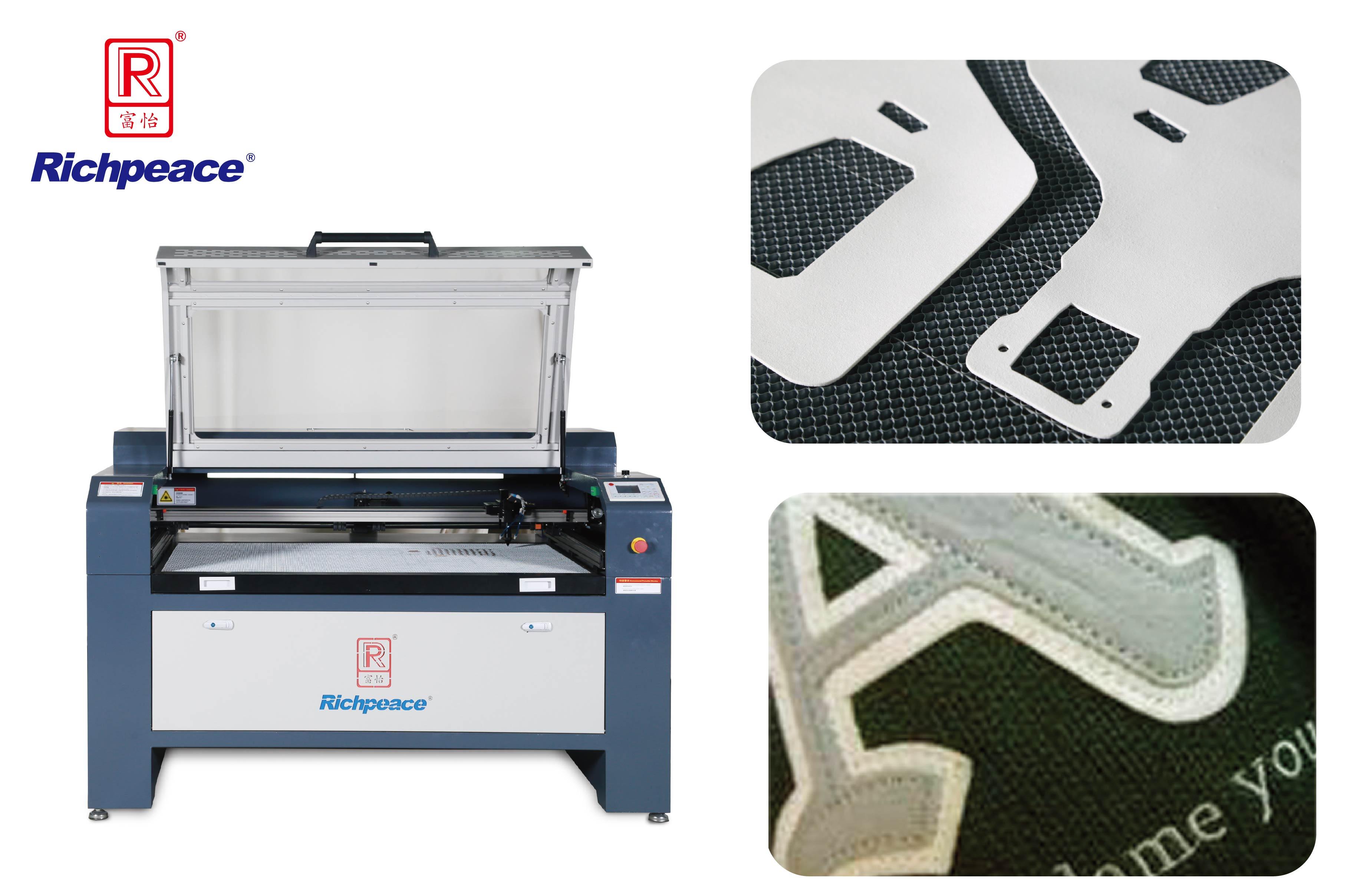 Richpeace Laser Engraving Cutting machine