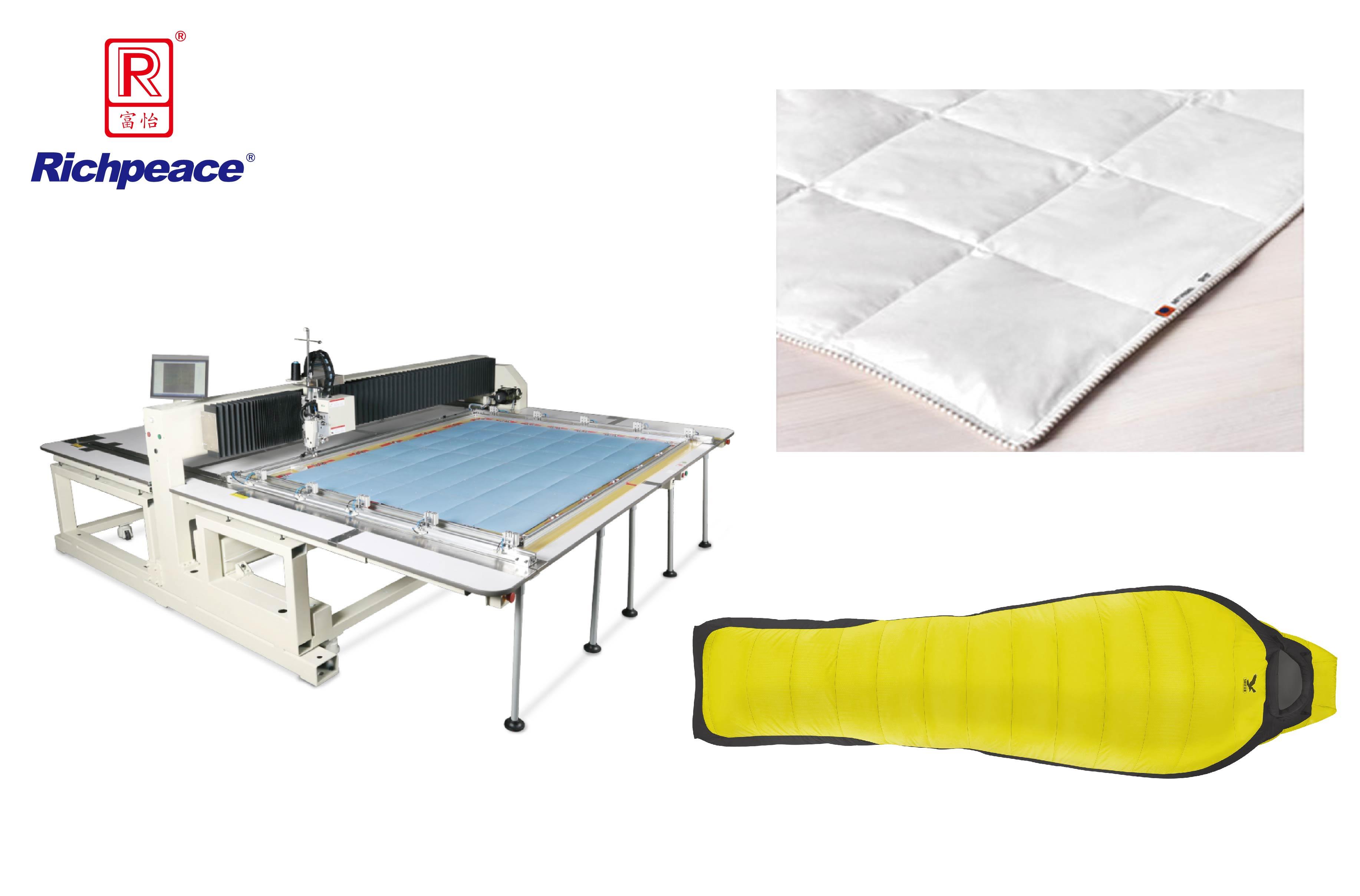 Richpeace Automatic High Precision Sewing Machine