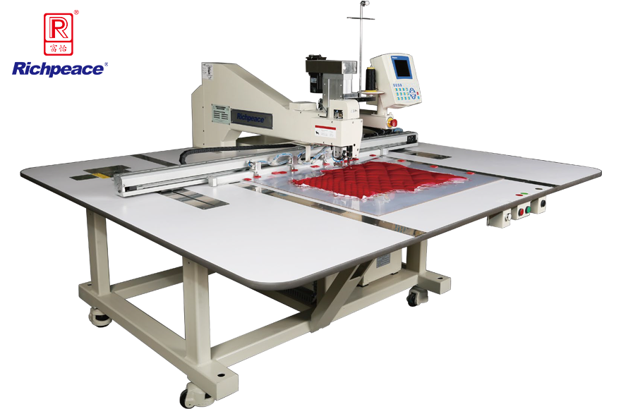 Richpeace Single Head Automatic Sewing Machine (Heavy Material)