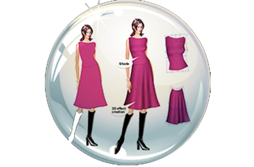 Richpeace Fashion & Textile Design Software Commerial