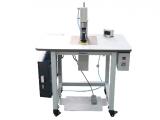 Richpeace manual valve installation machine , strong power ultrasonic welding
