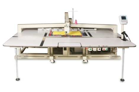 Richpeace Single Head Automatic Sewing Machine (Enhance Model for Thin Material)