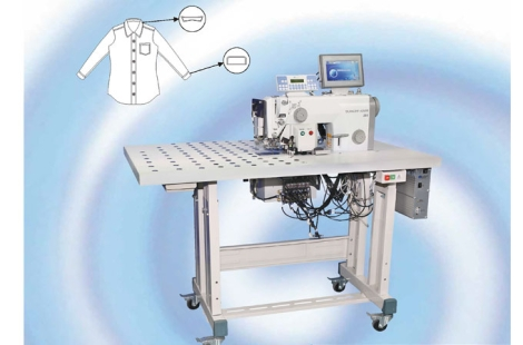 Template Copy Sewing Unit