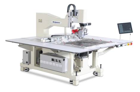 Richpeace Automatic Single Needle Universal Rotating Sewing Machine-Special For Leather