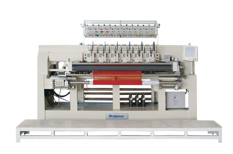 Richpeace Roll-to-Roll Embroidery Machine