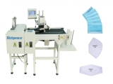 Richpeace mask printing machine,efficiently printing various patterns and signs