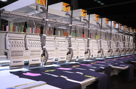 Richpeace Computer Embroidery Machine