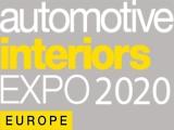 Automotive Interiors Expo Europe 2020