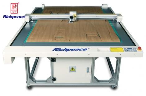Richpeace Flatbed Inkjet Cutting Plotter